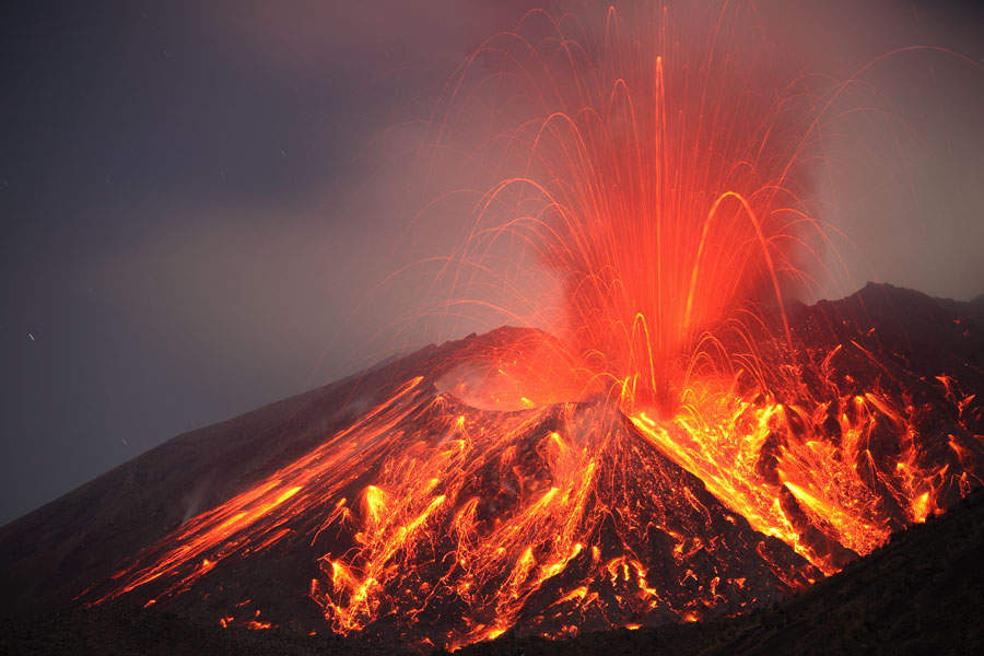 「噴火」の画像検索結果