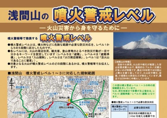 2015年浅間山噴火の可能性は?【噴火による影響と被害予想】