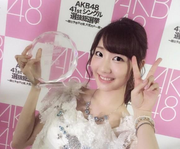 AKB48柏木由紀の熱愛発覚で卒業発表か?!卒業時期予想!