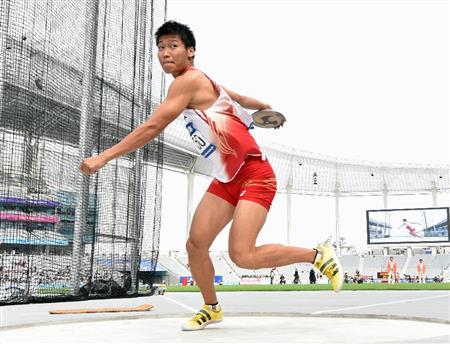 【世界陸上2015北京】日本代表選手決定!混成(十種競技)選手編