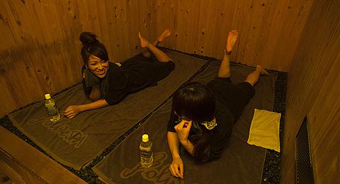 大野智が彼女の夏目鈴とデートした岩盤浴店の場所がどこか判明!