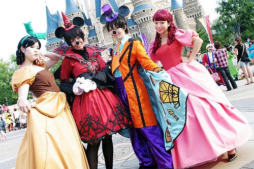『ディズニーハロウィン2015』おすすめ人気コスプレ10選!