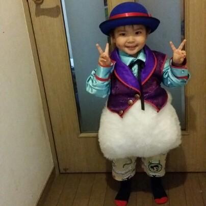 ハロウィン2015!子供仮装の簡単手作りコスプレ10選!