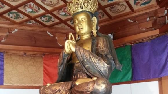 五郎丸ポーズの仏像があるって本当?!得られるご利益は?