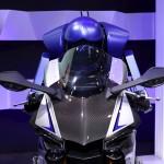 MOTOBOTに海外も反応!バイクを操るヤマハのヒト型ロボット