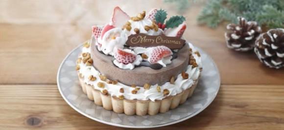 クリスマスケーキ2015!人気おすすめケーキ5選!コンビニ編